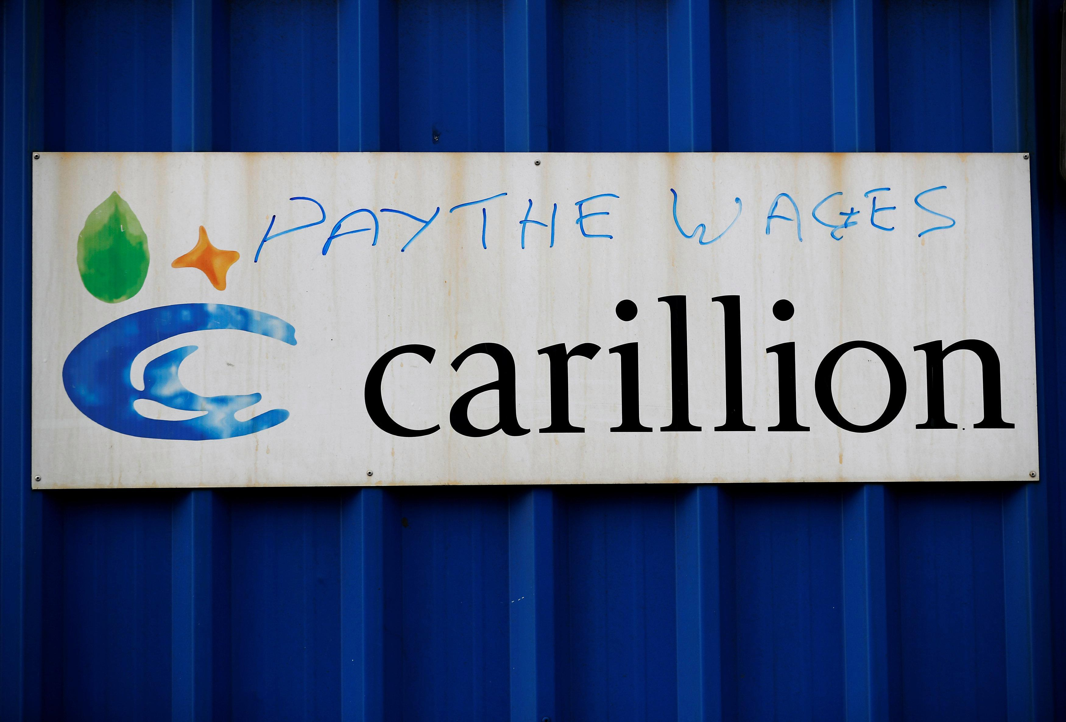 Ministers order fast-tracked investigation into collapsed outsourcing giant Carillion's past and present directors