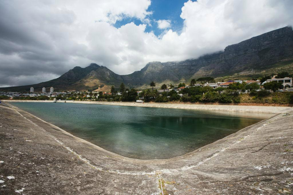 Cape Town could become world's first major city to run out of WATER in weeks sparking fears of rioting'