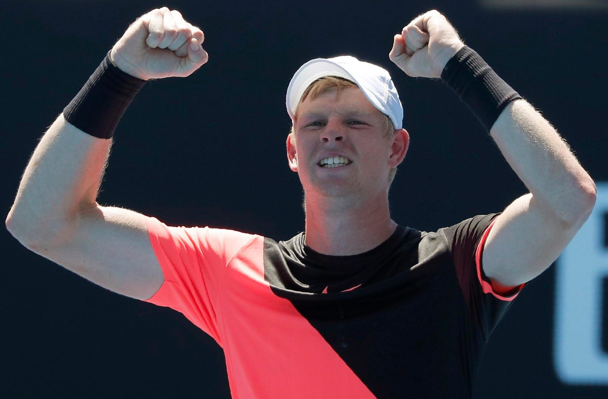 Kyle Edmund dosed up on ice and salt as he aims to follow up sizzling Aussie Open win with last-16 triumph vs Andreas Seppi