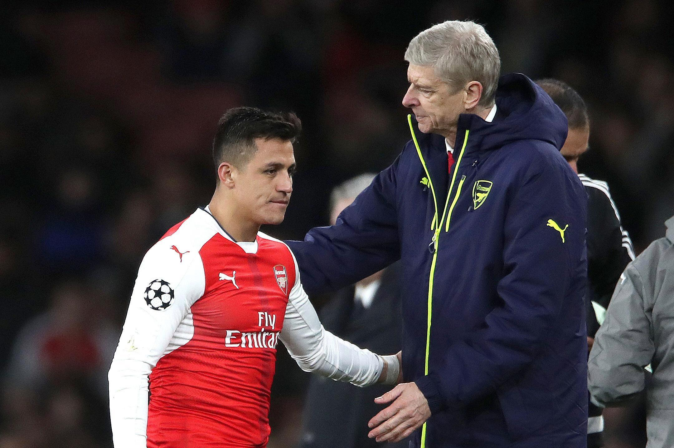 Arsene Wenger admits Arsenal were at fault for Alexis Sanchez missing doping test but insists he is NOT a drug cheat