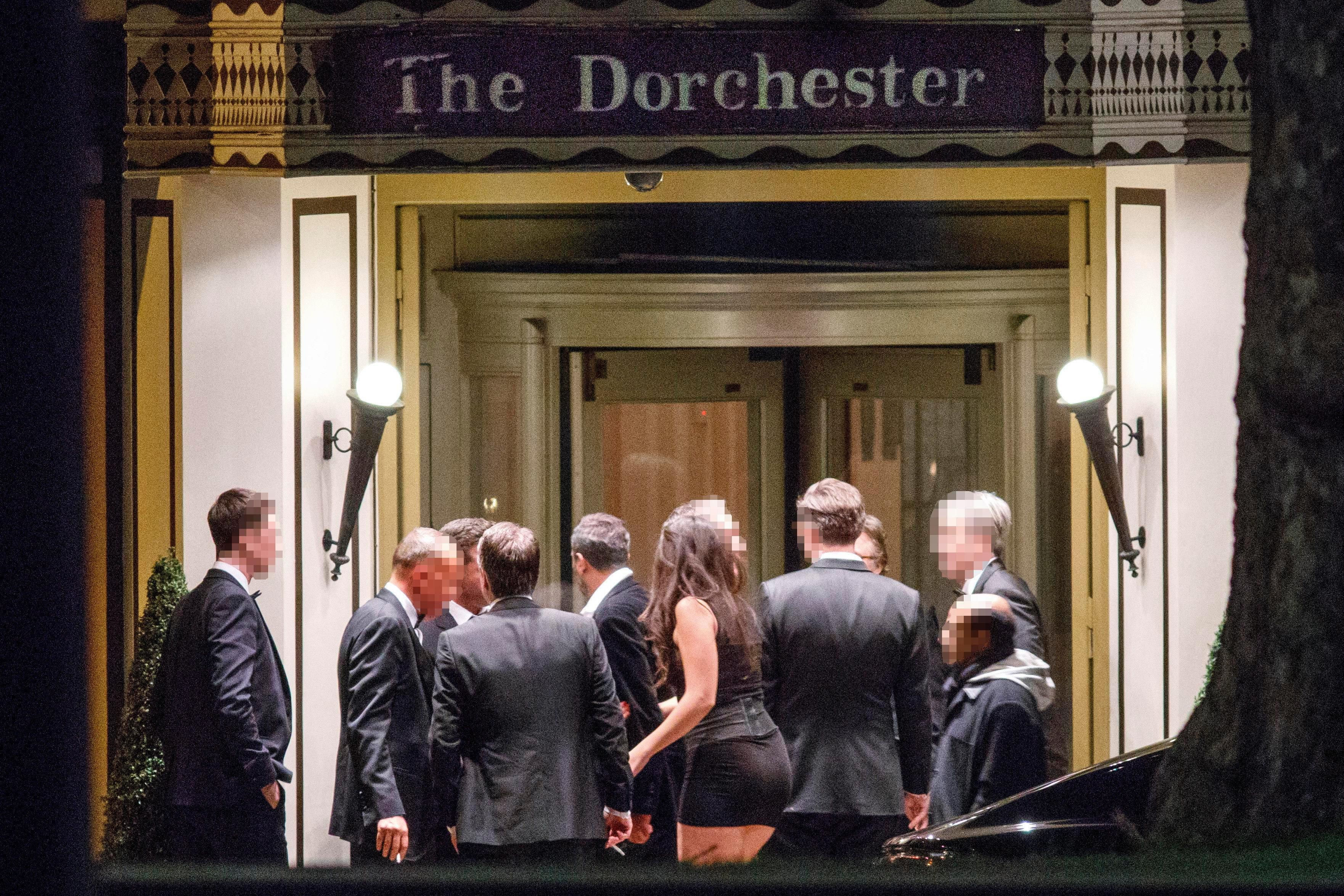 Rich men who harassed women at sleazy Presidents Club dinner could face criminal charges, Government's top lawyer warns