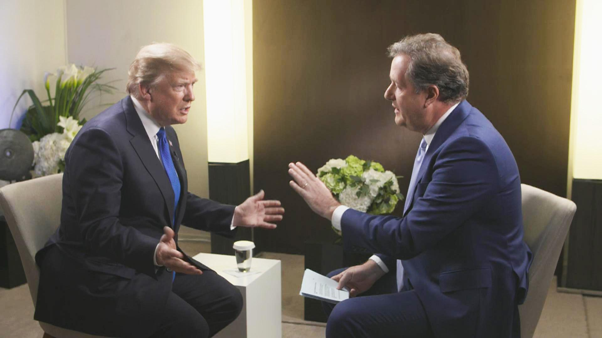 Donald Trump interview with Piers Morgan – five things we learned from ITV special