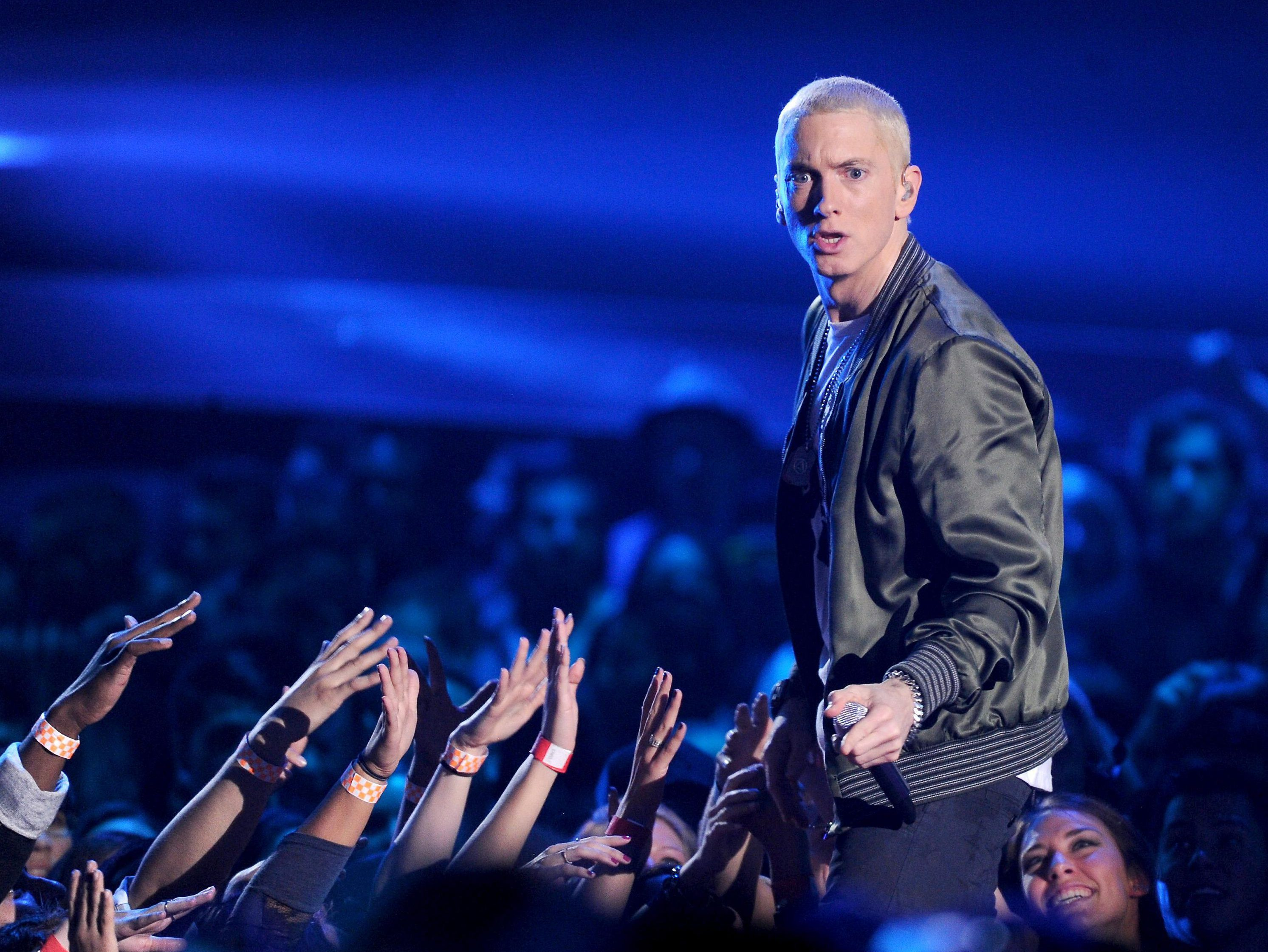 Eminem UK Revival Tour 2018 – how to get tickets TODAY for the Twickenham Stadium performances in July