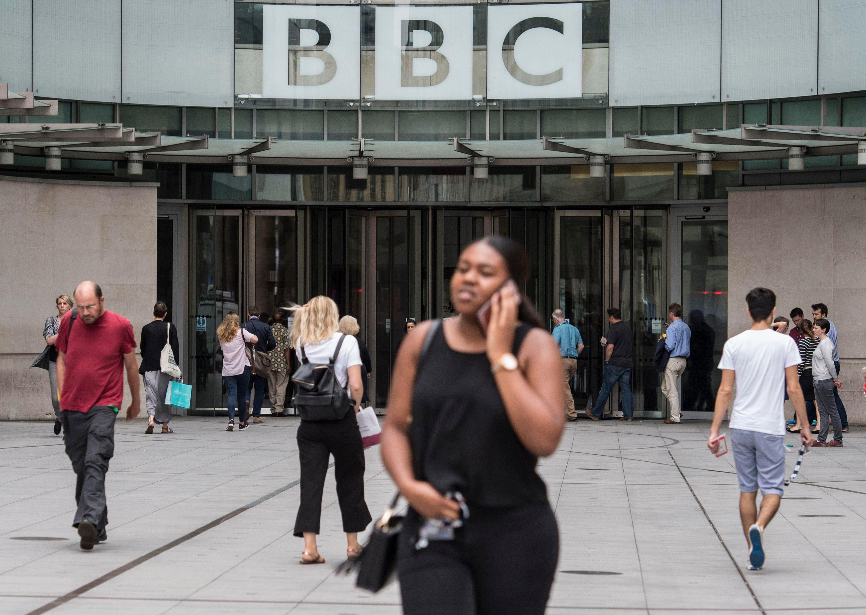 BBC wage probe finds 'no evidence of gender bias in pay decision-making' as female presenters slam review