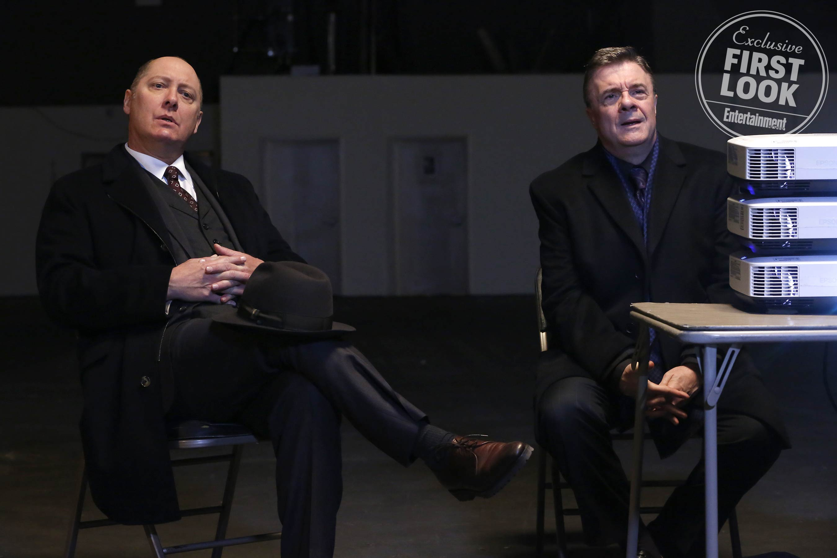The Blacklist: James Spader, Megan Boone talk making it to 100 episodes