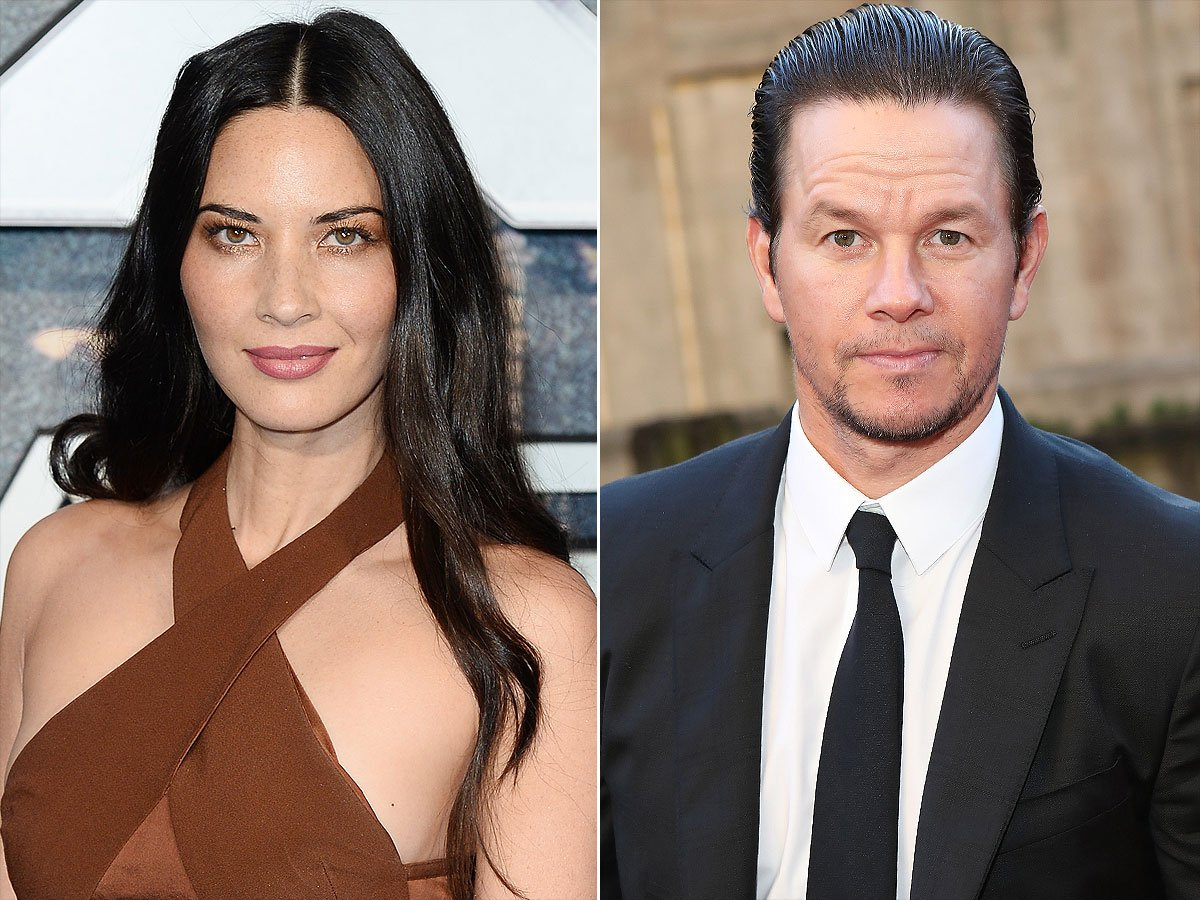 Mark Wahlberg: Olivia Munn mocks actor's All the Money in the World reshoots pay