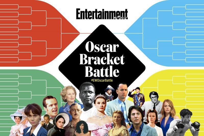 Best Actor: EW Oscar Bracket Battle