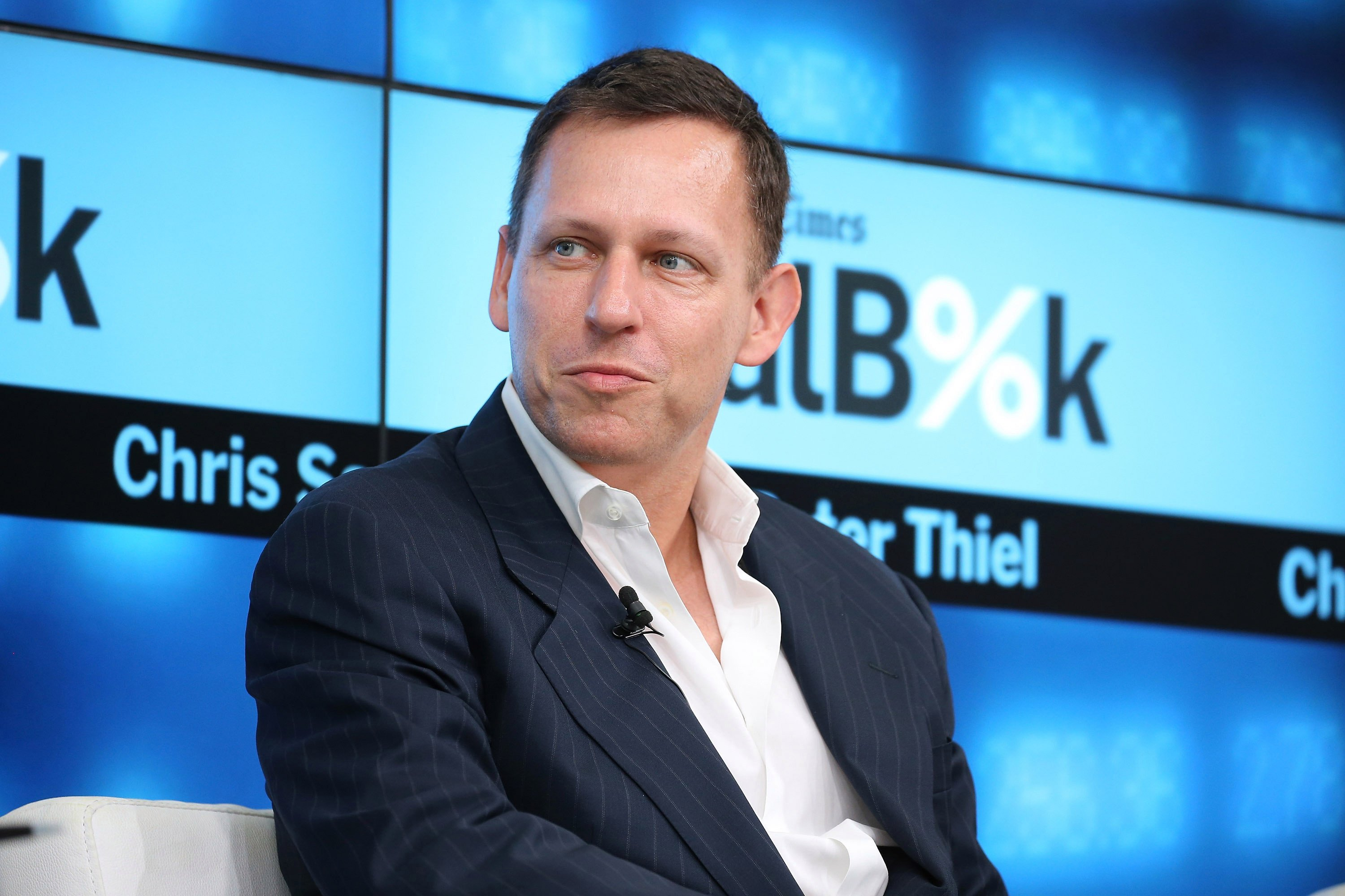 "Peter Thiel's firm owns ""hundreds of millions' in bitcoin"