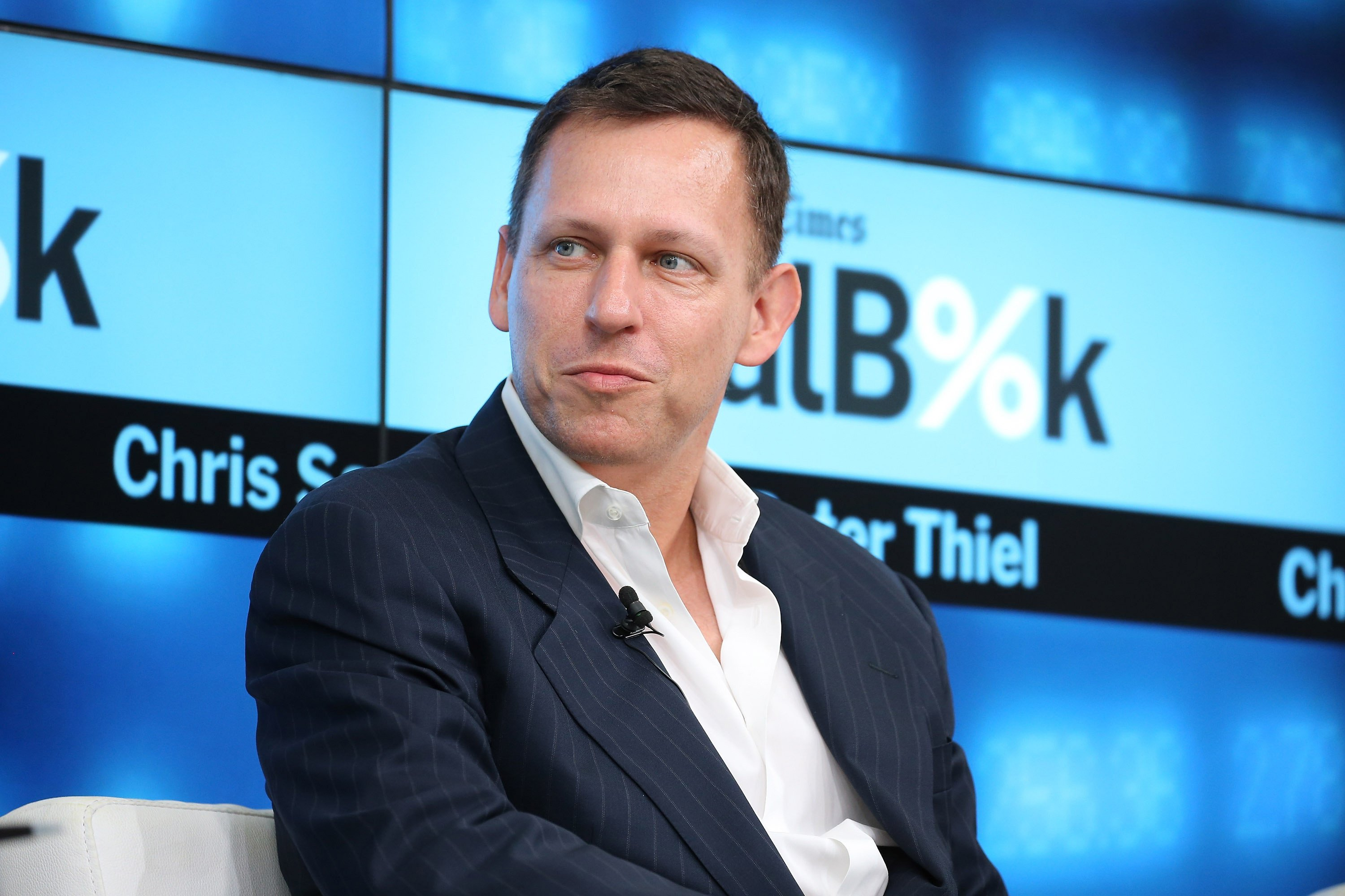 Peter Thiel is trying to acquire what's left of Gawker