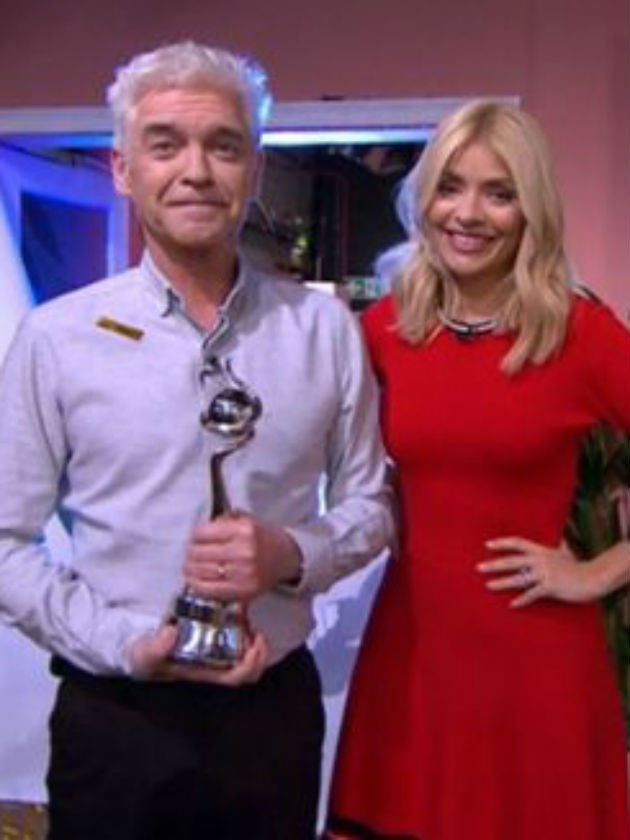 This Morning's Holly Willoughby and Phil Schofield 'fail to show' after NTAs