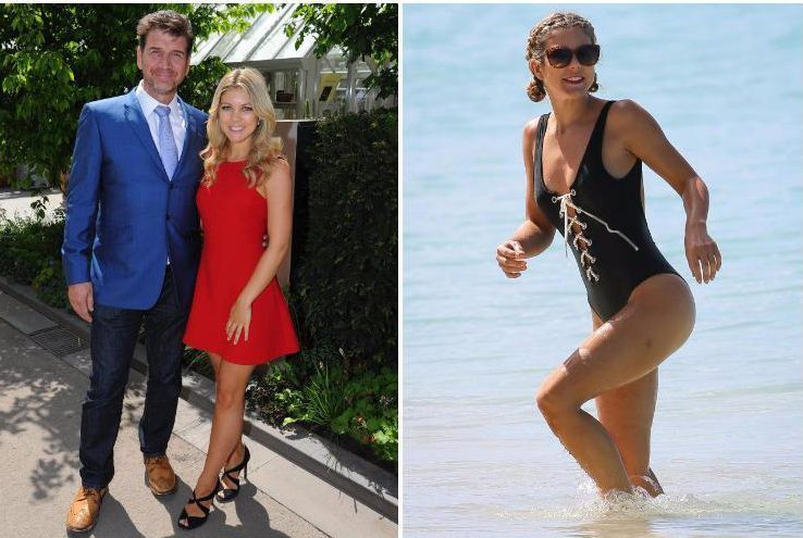 Nick Knowles 'cuts short LA trip to fly back to UK for crisis talks' with ex Jessica after 'cruelty' claims