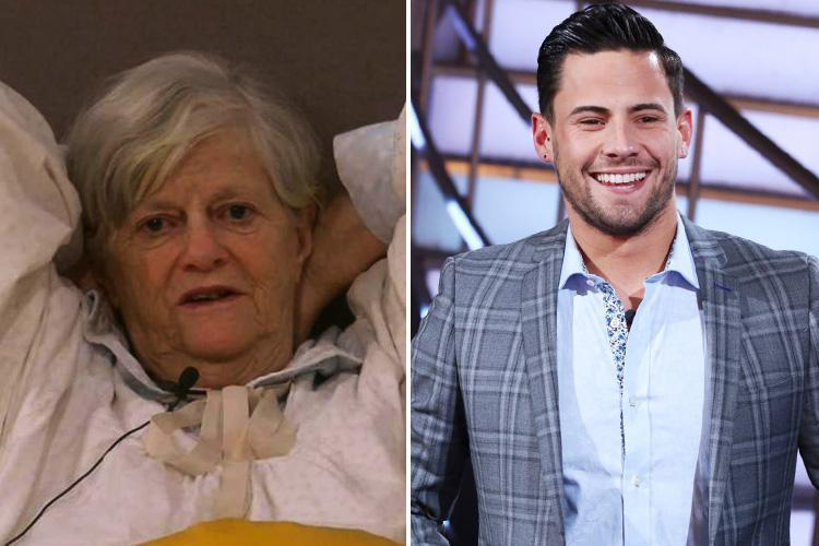 Andrew Brady claims Ann Widdecombe winning the show would be 'worst thing for CBB'