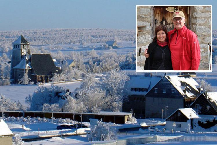 Couple amazed to discover there's a £5 BILLION lithium deposit worth under the home they own… but it turns out they won't earn a penny from it