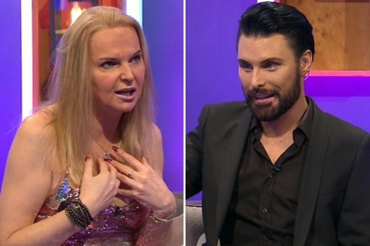 India Willoughby reveals truth behind drag phobia claims to Rylan Clark-Neal on Celebrity Big Brother's Bit on the Side