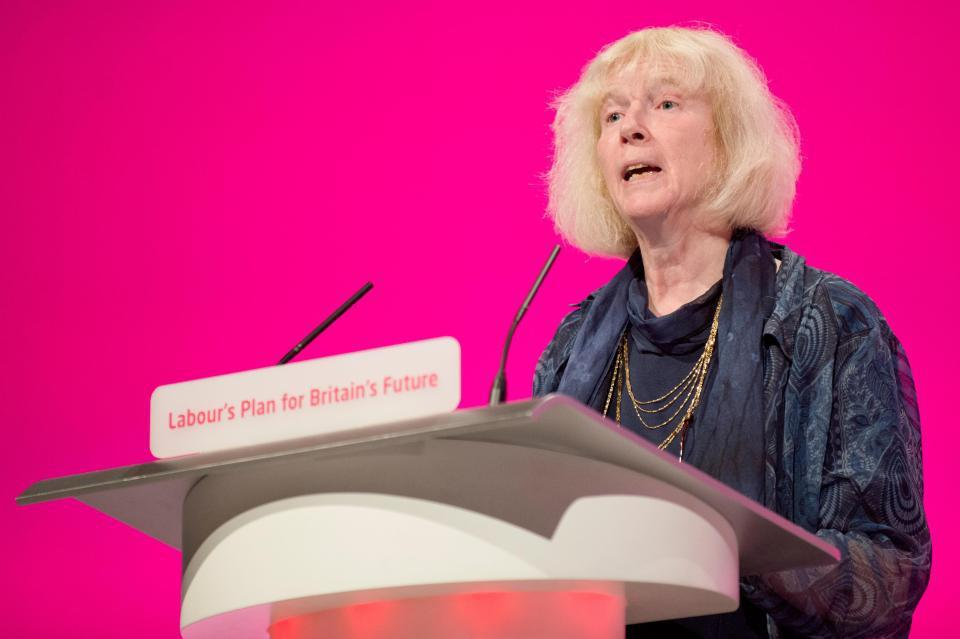 Jeremy Corbyn branded head of 'leftist clique' after veteran Ann Black is ousted
