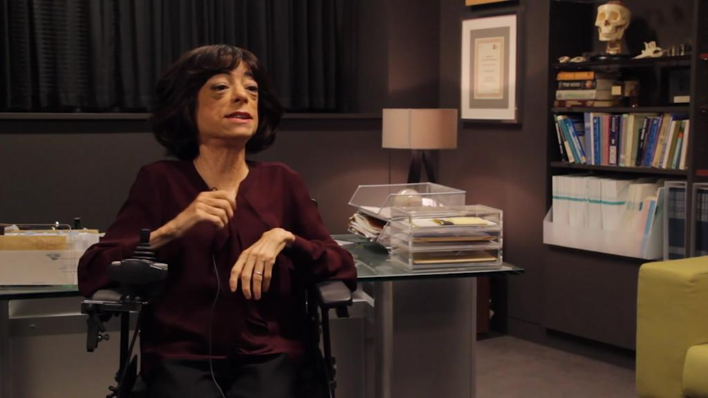 Who is Liz Carr? Silent Witness star playing Clarissa Mullery and creator of Assisted Suicide: The Musical