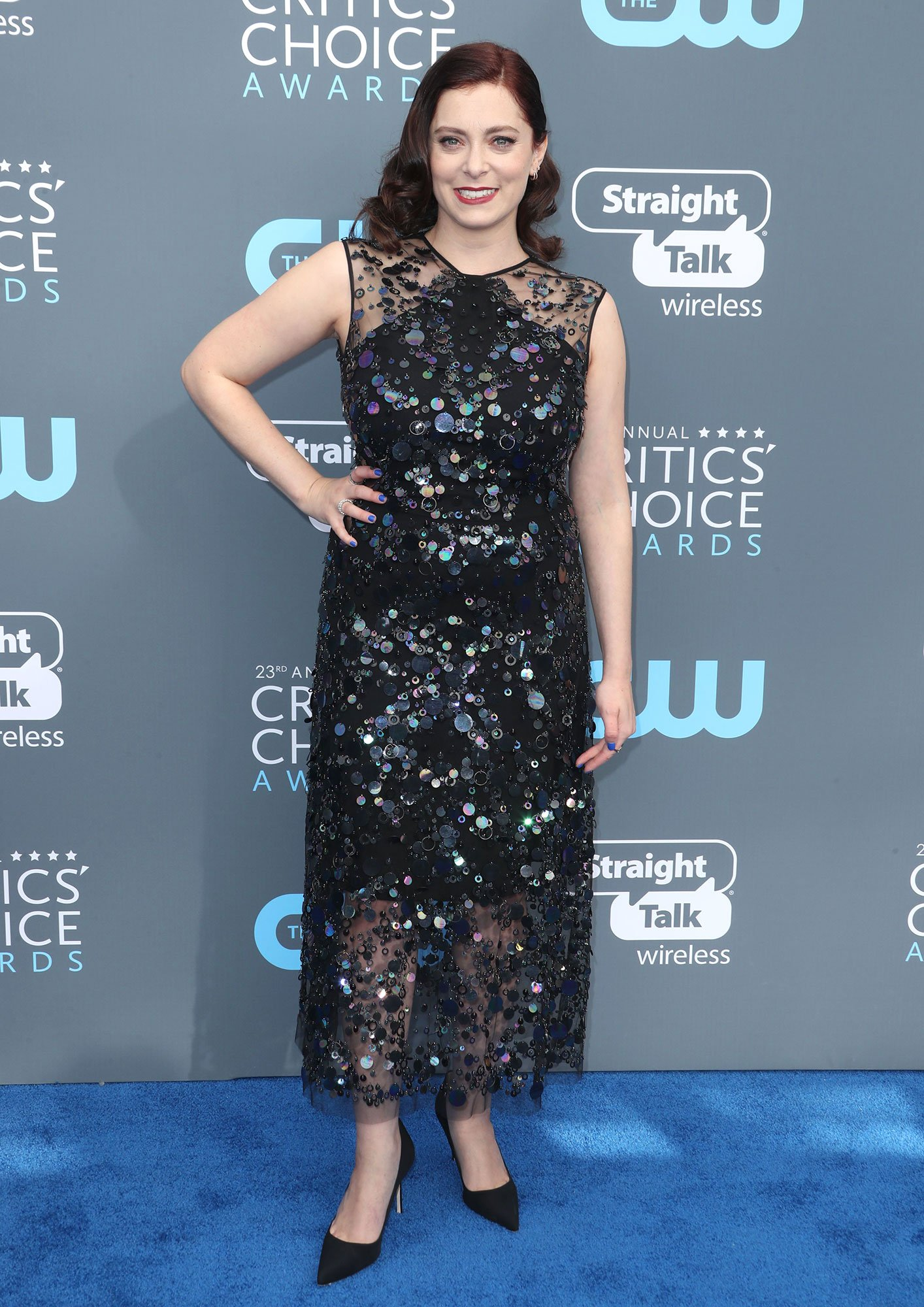 Critics' Choice Awards: Rachel Bloom dings former host T.J. Miller