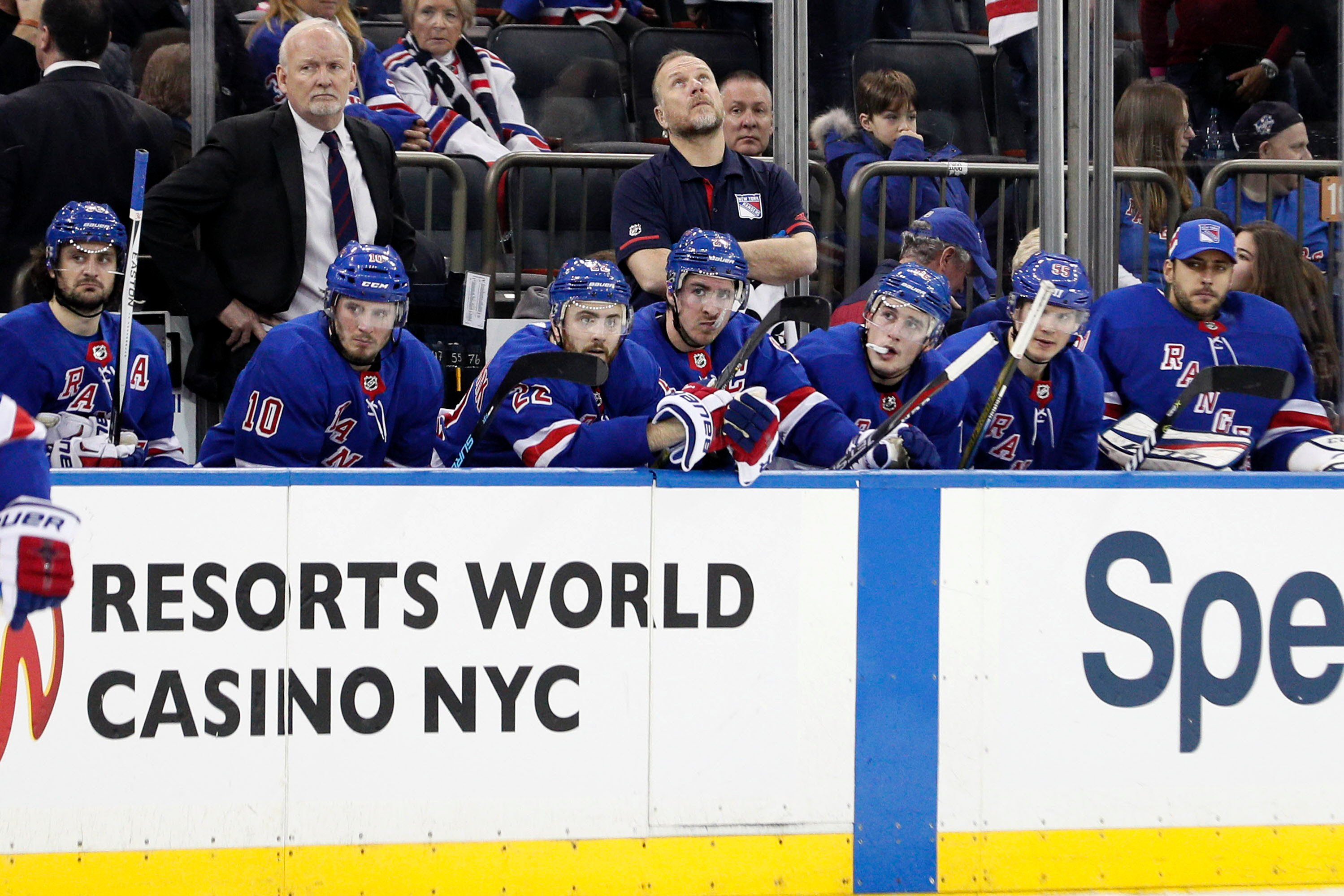 Rangers are a big, troubling question mark