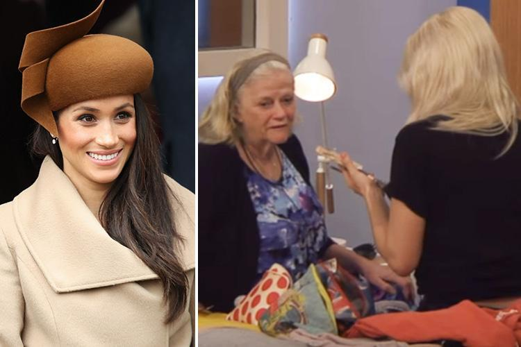 Celebrity Big Brother spoiler: Ann Widdecombe says Meghan Markle is 'trouble' because of 'her background'