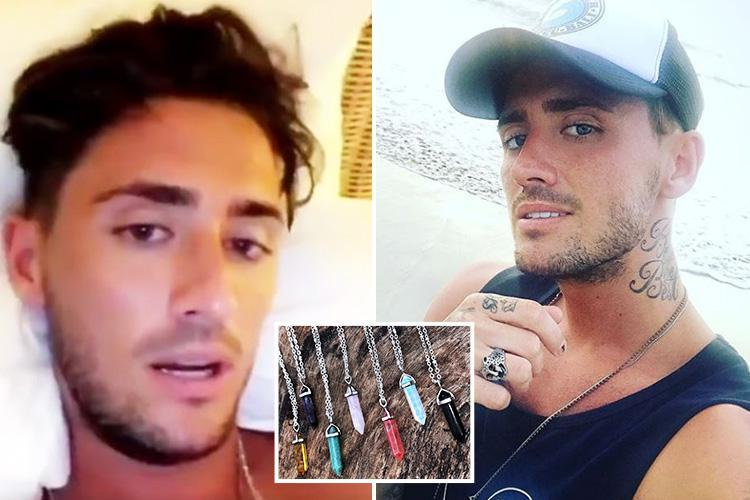 Stephen Bear becomes spiritual as he starts selling crystals with 'special meanings' – after trying to flog fake Yeezys – The Sun