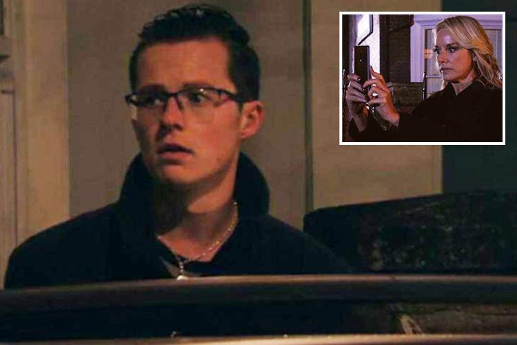 EastEnders' Ben Mitchell leaves Walford with the heist cash as Mel Owen plans to hunt him down