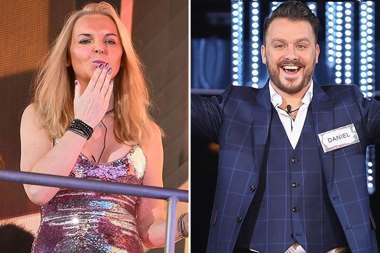 CBB's India Willoughby admits she fancied controversial Dapper Laughs