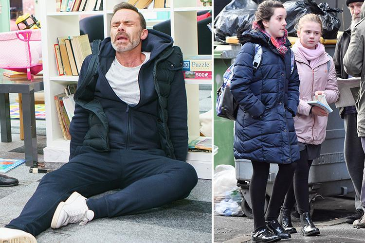 Coronation Street spoilers: Billy Mayhew homeless and missing as adopted daughter Summer Spellman desperately tries to find him on the streets