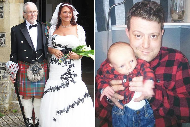 Mum heartbroken after son, 33, dies and husband loses brain tumour battle just weeks later