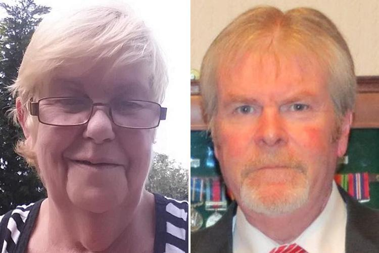 UKIP councillor's wife was STRANGLED to death as husband accused of her murder faces trial