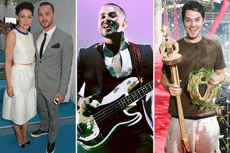 Who is Matt Willis? Celebrity Big Brother host Emma's husband, I'm A Celebrity winner and singer in Busted