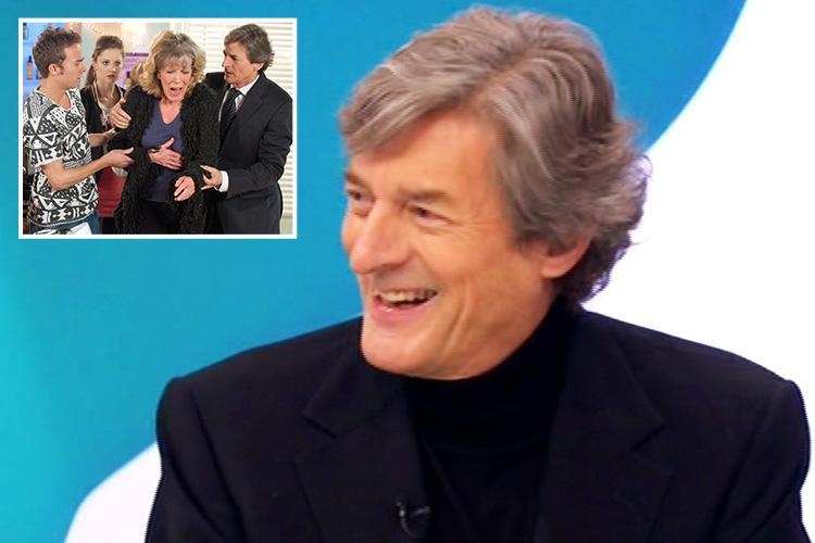 Nigel Havers hints he could return to Coronation Street as evil conman Lewis Archer