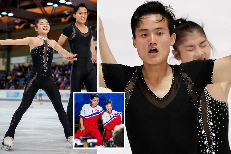 Meet the North Korean ice skating duo carrying Kim Jong-un's Olympic hopes – all under the close watch of a regime minder