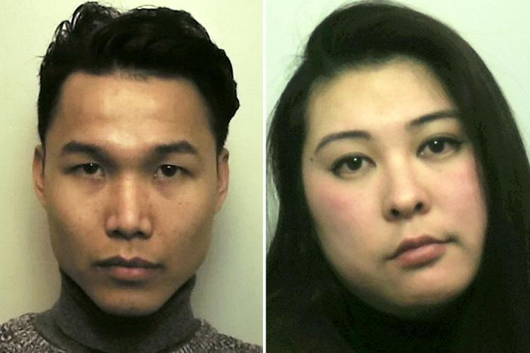 'Manipulative' slavery couple plucked Vietnamese girls from care and forced them to work unpaid in nail bars