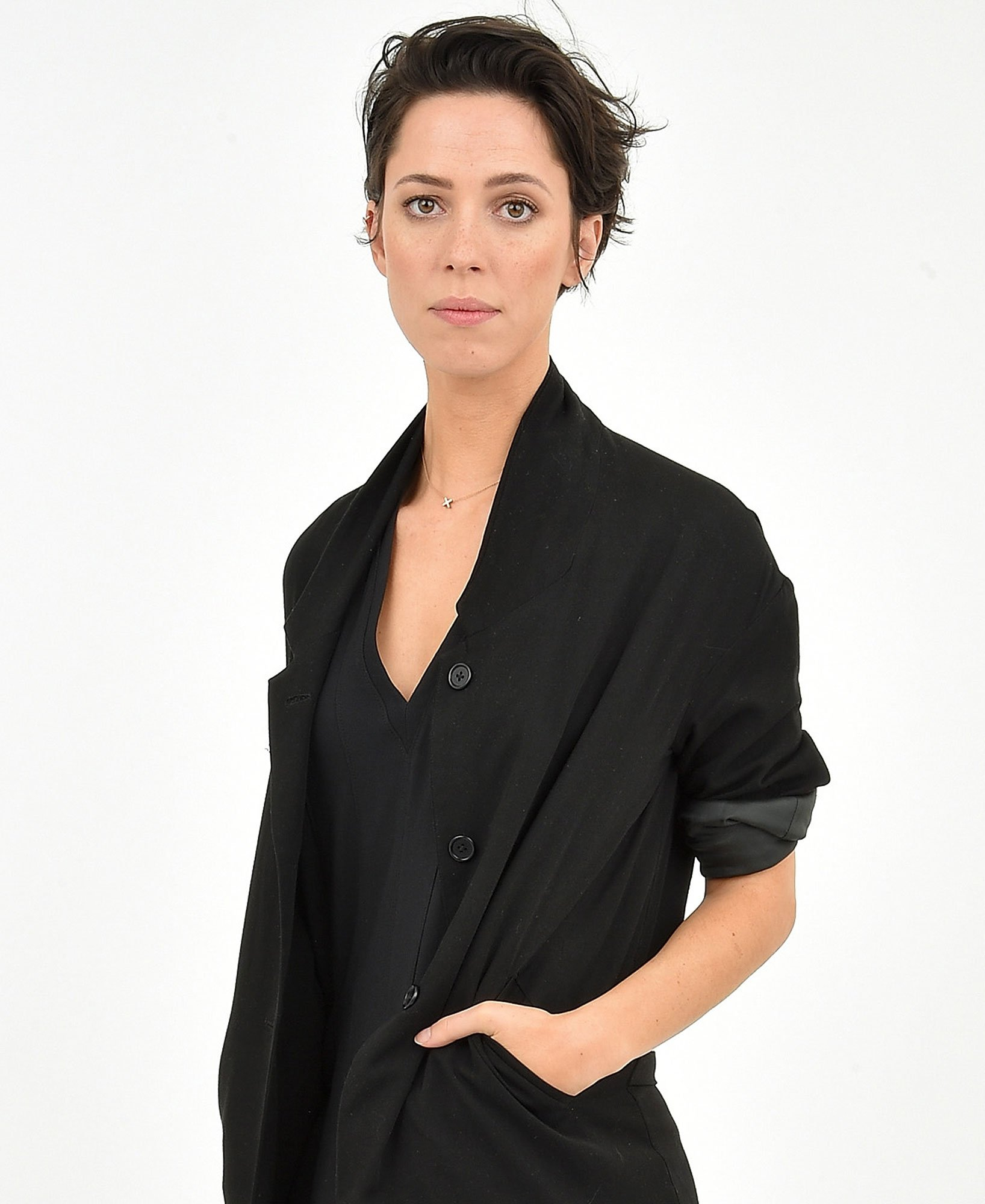 Rebecca Hall donates wages from Woody Allen movie to Time's Up
