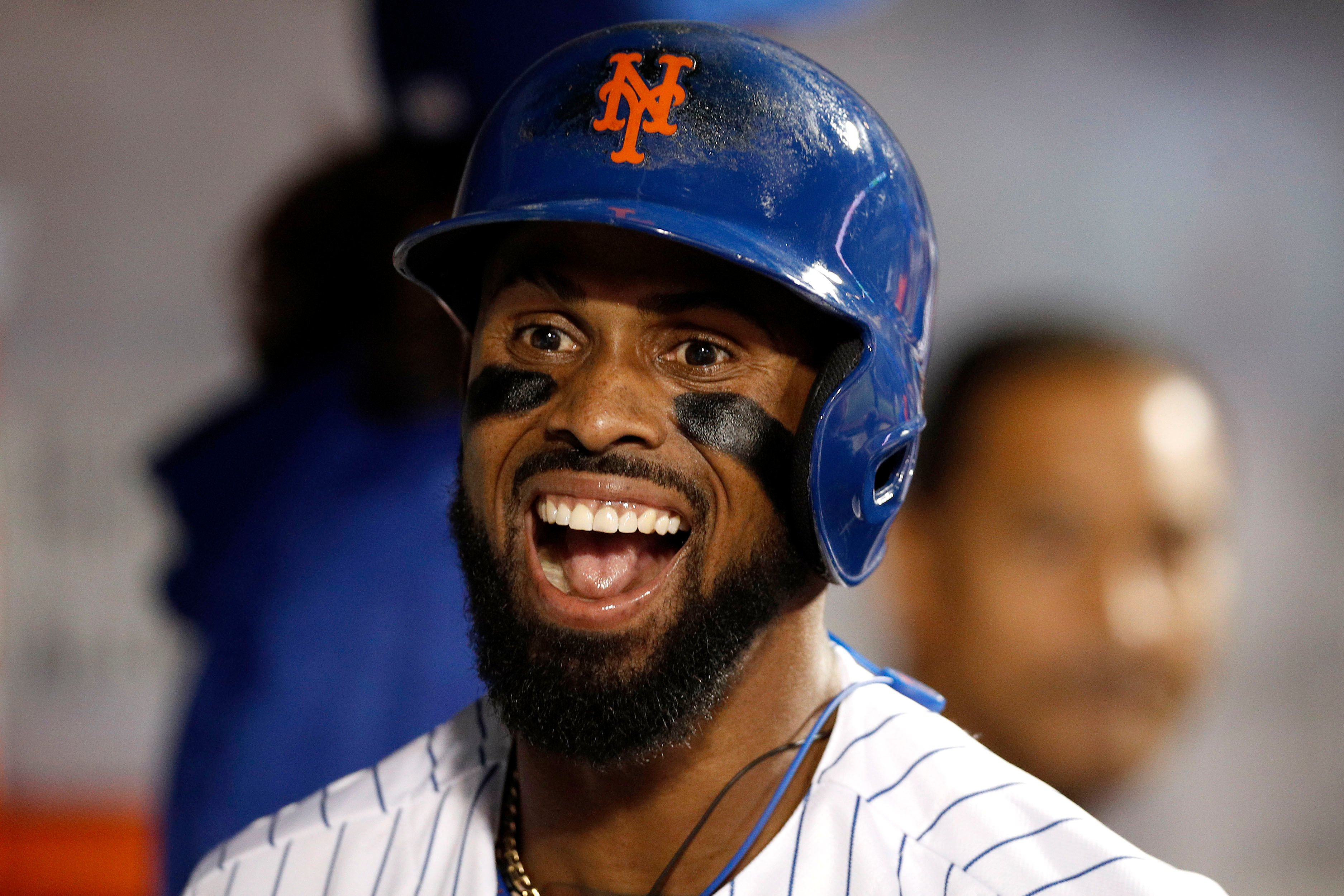 "Jose Reyes ""glad to be back'"
