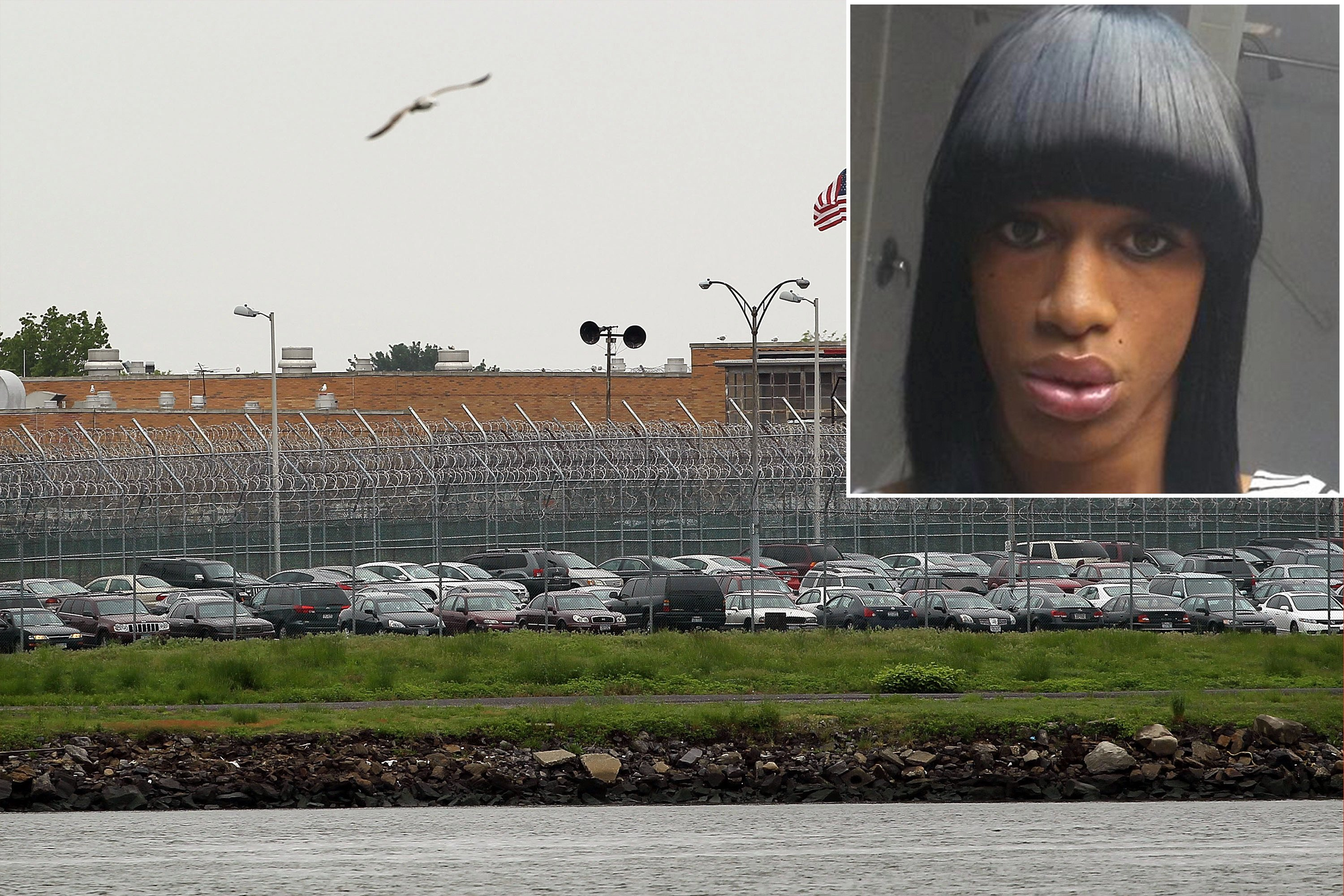 Transgender woman sues city, claims she was brutally beaten by Rikers guards