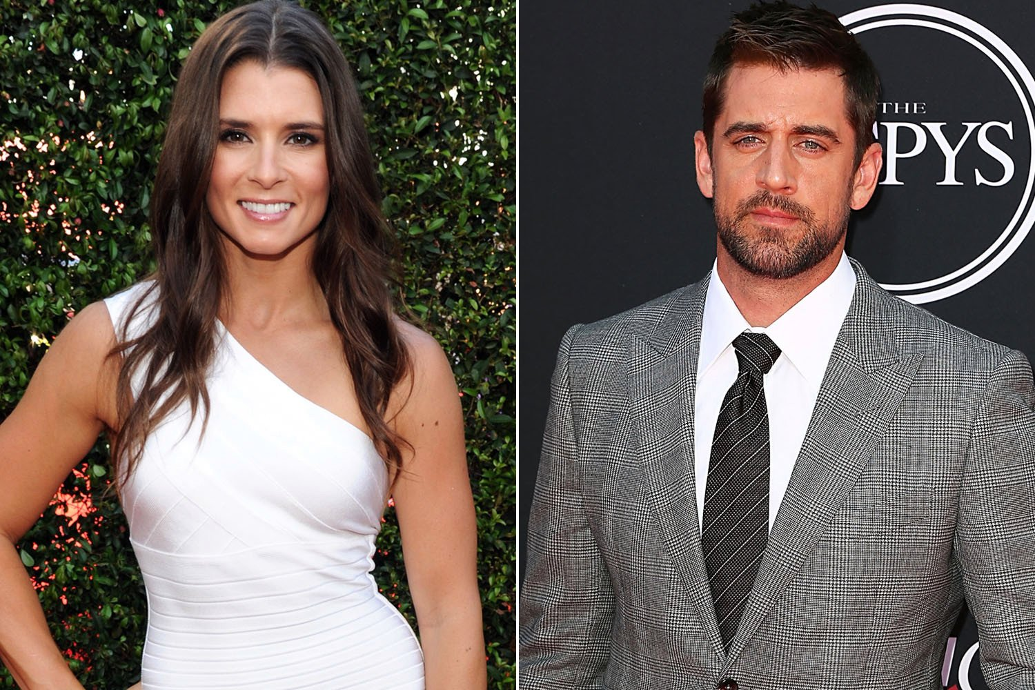 Aaron Rodgers-Danica Patrick romance getting serious quick