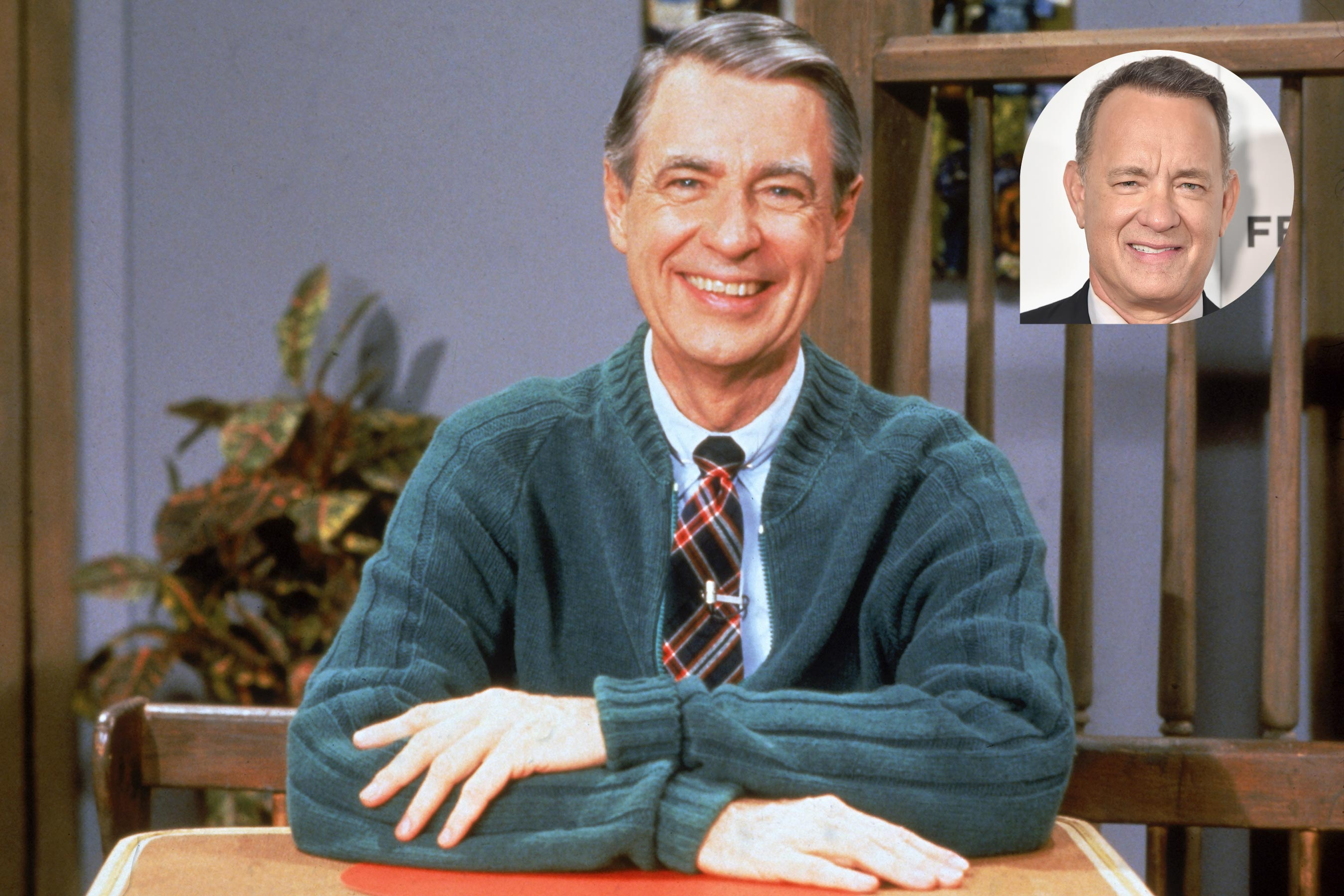 Tom Hanks to star as Mister Rogers in You Are My Friend