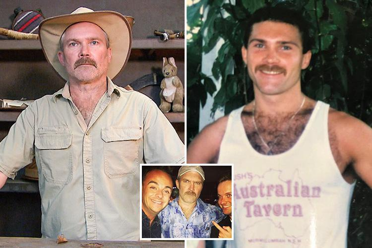 I'm A Celebrity's Kiosk Keith sacked after being accused of turning up to work drunk and behaving inappropriately towards female member of staff