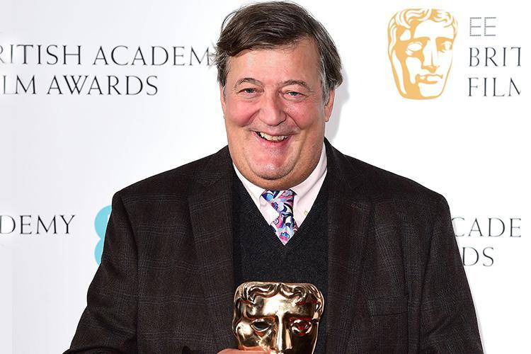 Stephen Fry steps down from hosting the BAFTAs after 12 years