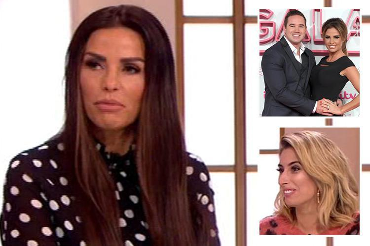 Loose Women's Stacey Solomon confirms Katie Price's marriage is over as she reveals she's set her up with an online dating profile