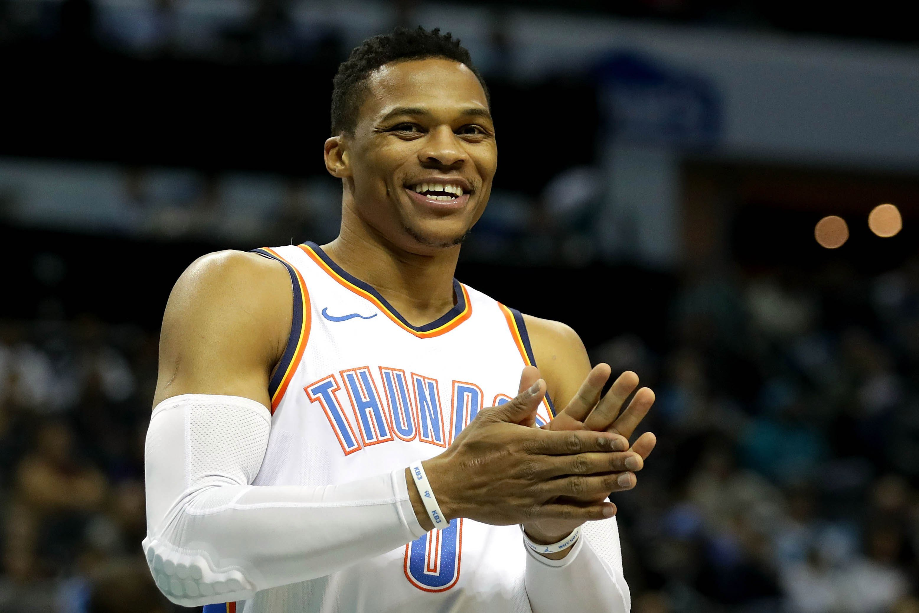 One Russell Westbrook comment pissed off everyone — except his target