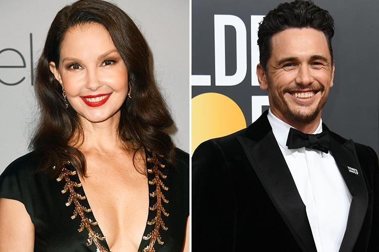 Actress Ashley Judd DEFENDS James Franco and calls his sex abuse accusations denial 'terrific'… despite accusers saying they refuse to accept it