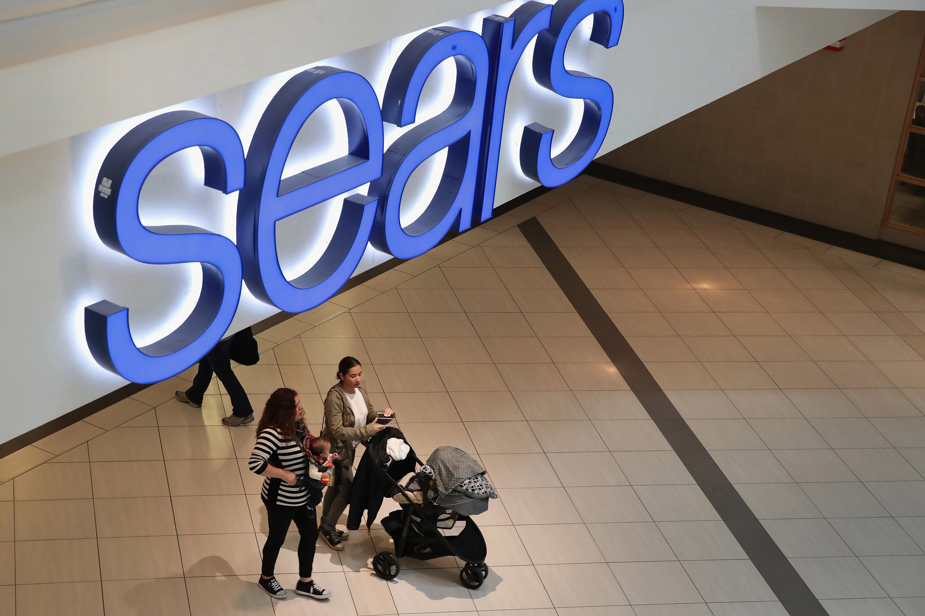 Why Sears stopped running TV ads this holiday season