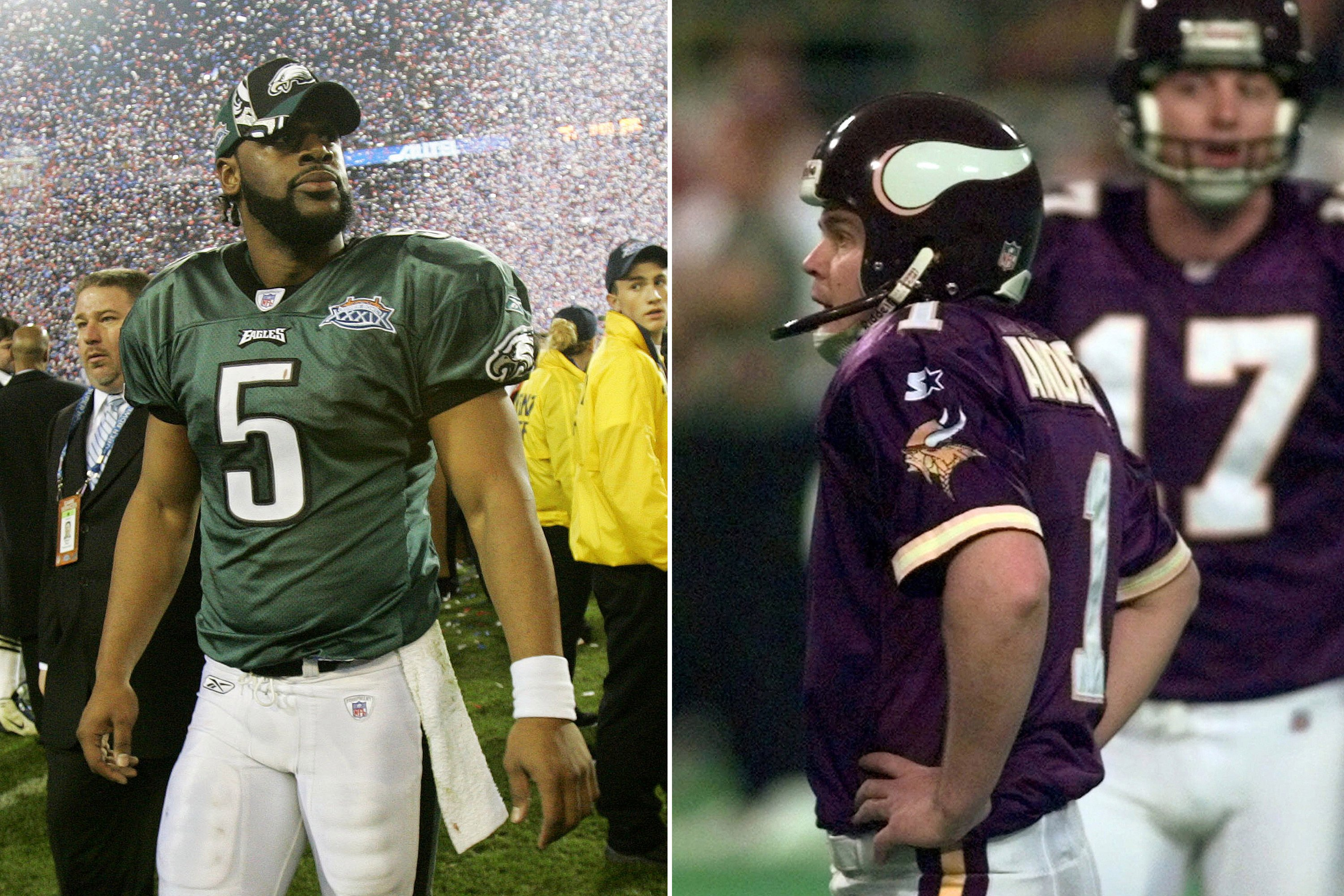 Eagles, Vikings connected by history of unbelievable pain