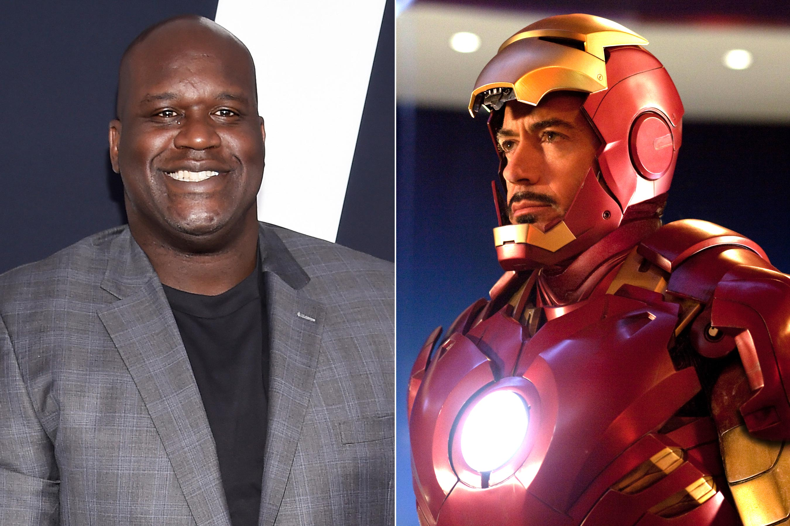 Avengers: Shaq campaigns for role