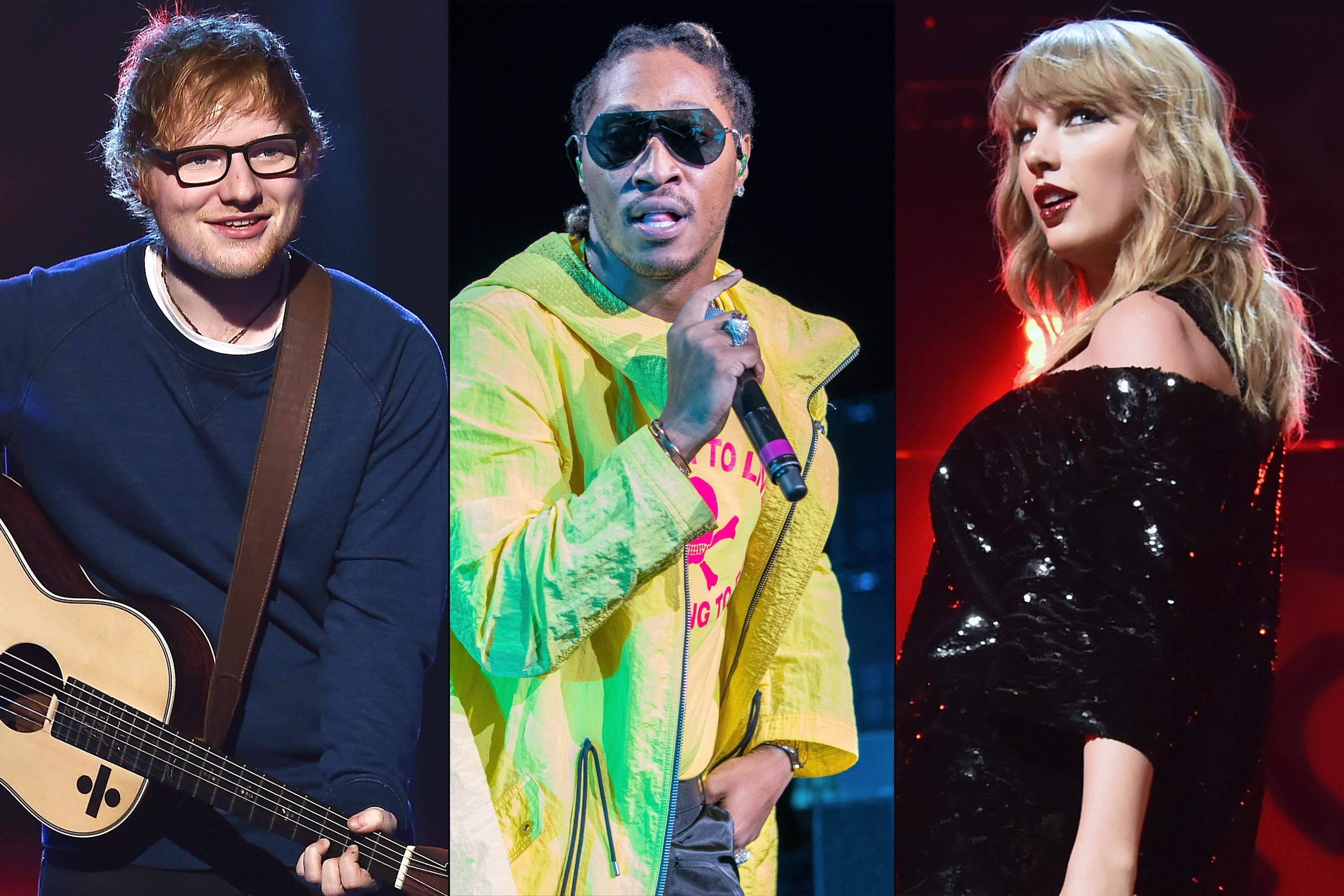 Taylor Swift, Ed Sheeran, Future release 'End Game' video teaser