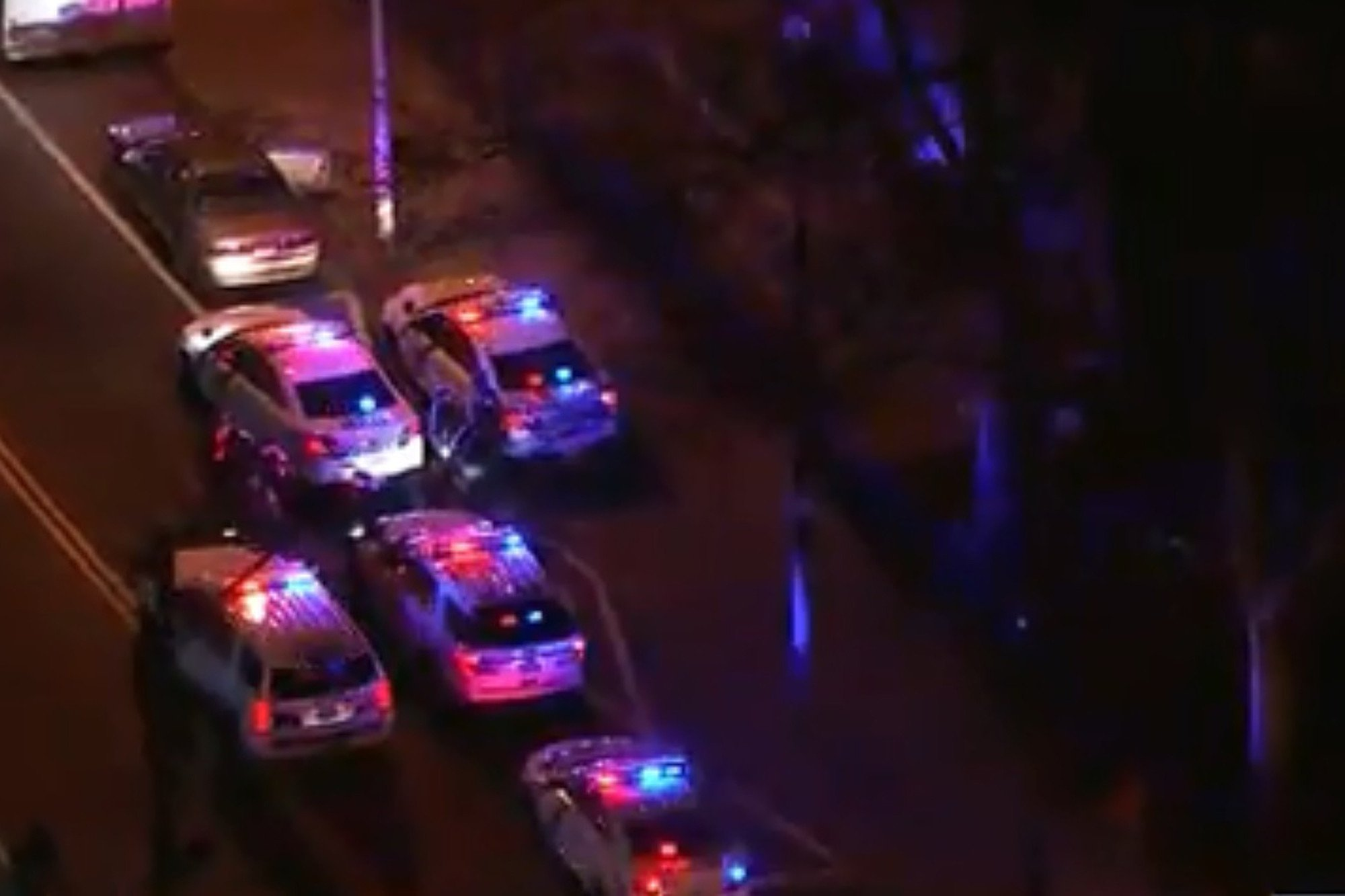 Drive-by shooting in Philly leaves two boys, two men injured