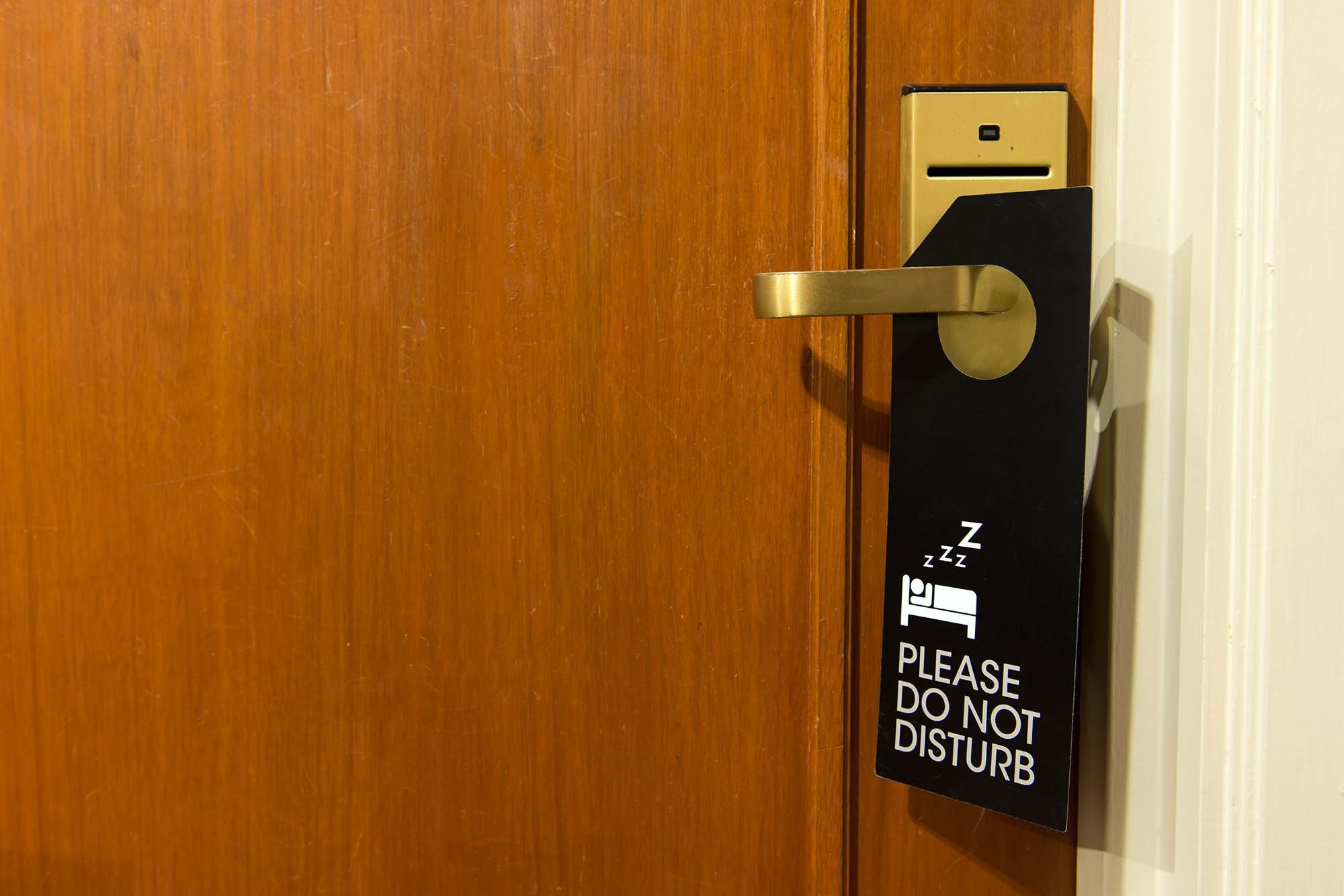 The chilling reason Disney World removed 'Do Not Disturb' signs