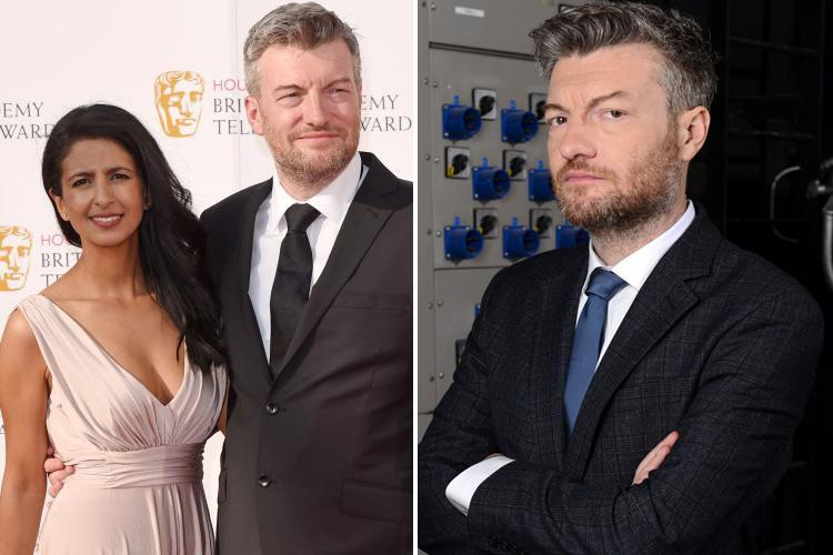 Who is Charlie Brooker, who's the Black Mirror creator's wife Konnie Huq and what TV shows has he hosted?